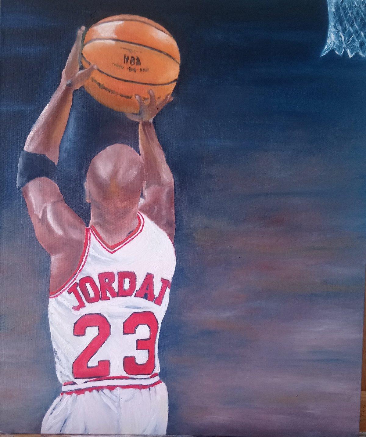 Défi Michael Jordanterminé