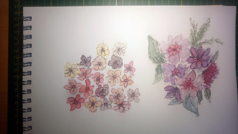 Bouquet-de-fleurs-aquarelle
